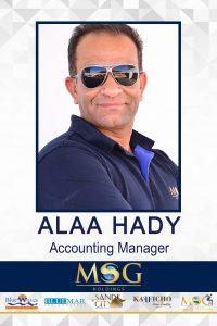 Alaa Hady